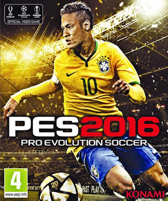 Pro Evolution Soccer 2016 [RELOADED]