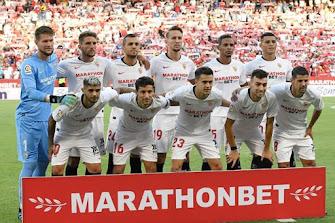 Sevilla Fútbol Club.- 2019-2020