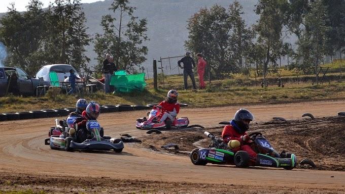 El Kart Regional en las sierras