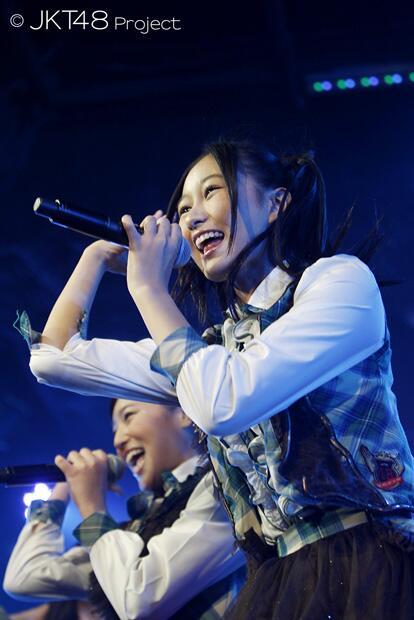 Foto Rena Nozawa JKT48 Double Member AKB48