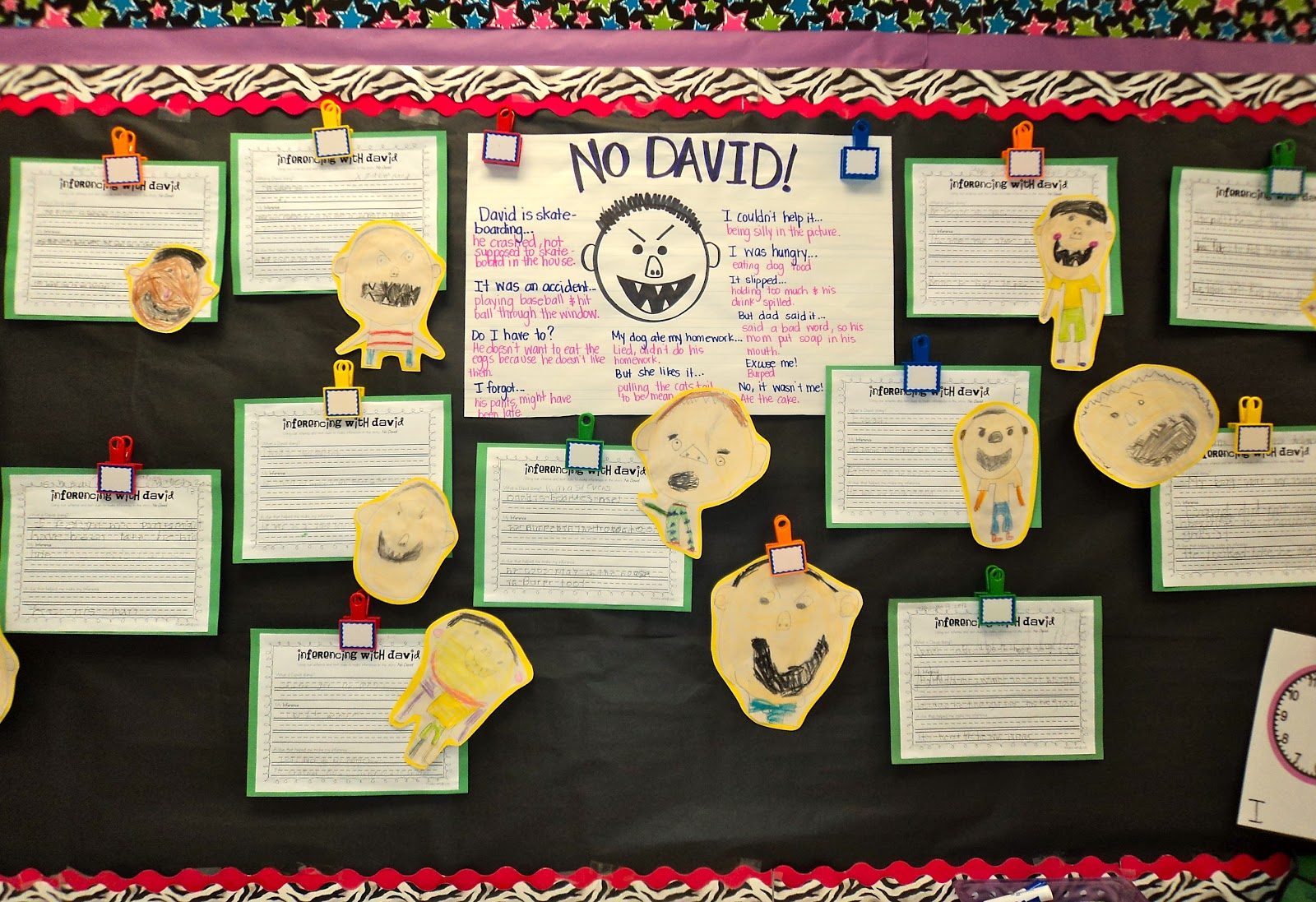 First Grade Fresh: Inferencing Activities