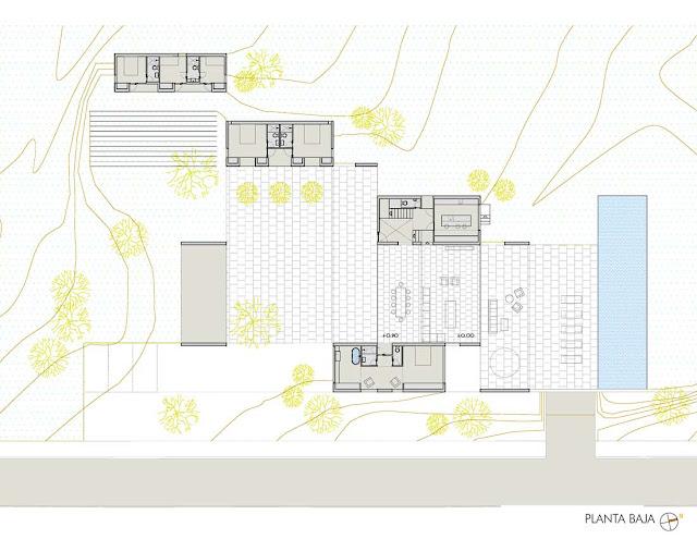 Vivienda Unifamiliar en Menorca, Vivienda Unifamiliar en Madrid, Reforma de vivienda en Madrid, Rehabilitación de edificio en Madrid, Arquitectos en Madrid