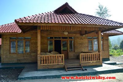 Hotel Penginapan Resort Villa dekat Walini Rancawalini Ciwidey Bandung