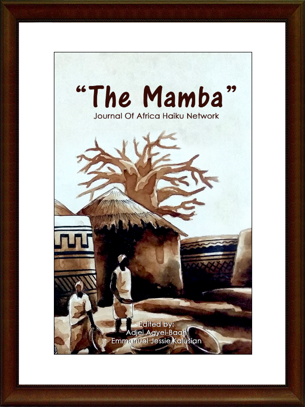 THE MAMBA, Journal of Africa Haiku Network