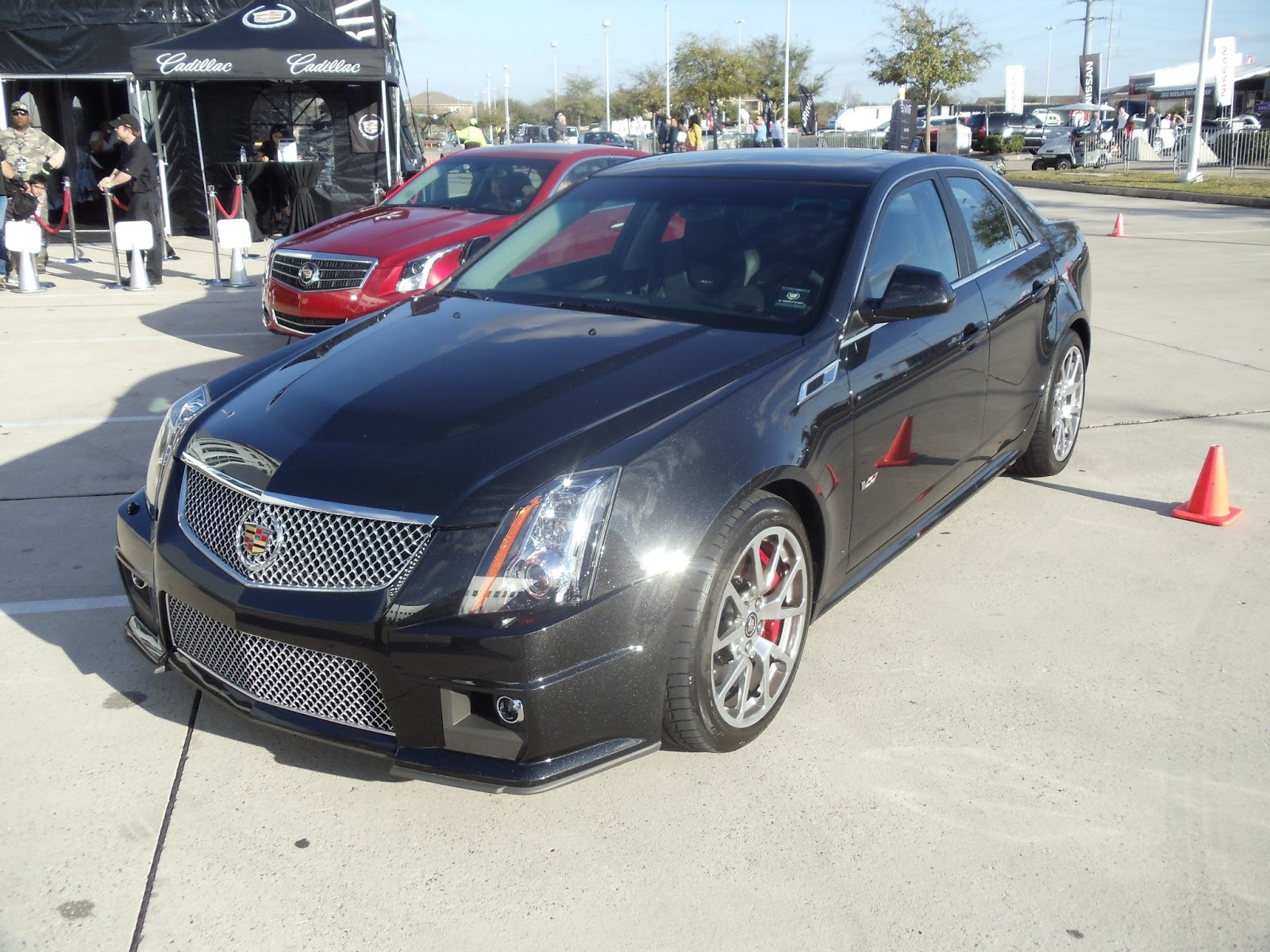 CarJunkies Car Review First Drive 2013 Cadillac CTSV Sedan