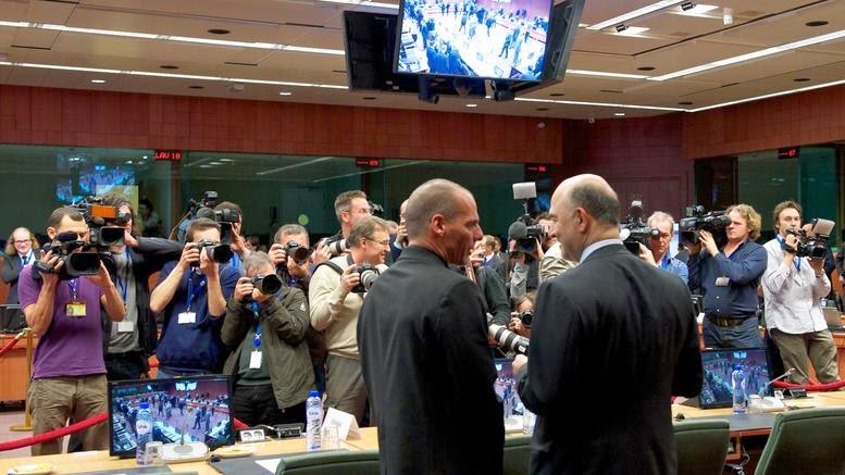 To μετέωρο βήμα της χώρας από Eurogroup σε Eurogroup