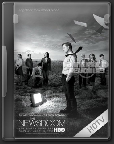The Newsroom (Temporada 2 HDTV Inglés Subtitulada) (2013)