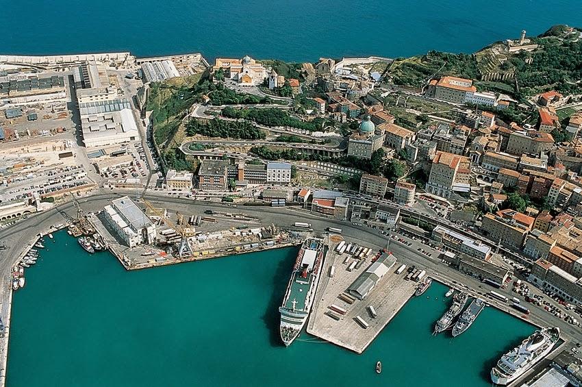 итальянский город анкона
