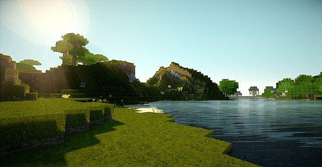 Minecrart : Minecraft Best HD Realism Texture Pack Dark/Light 1.6.2/1.6.1
