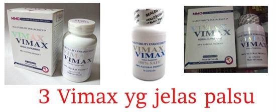 Fake vimax