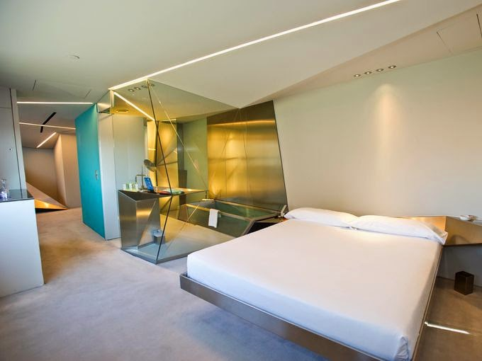 Erotic Suite at The Palms Casino Resort  Las Vegas  This three tower   off the Strip hotel is known for its crazy parties and celebrity stopovers. Family Travel Concierge  Cool hotel rooms