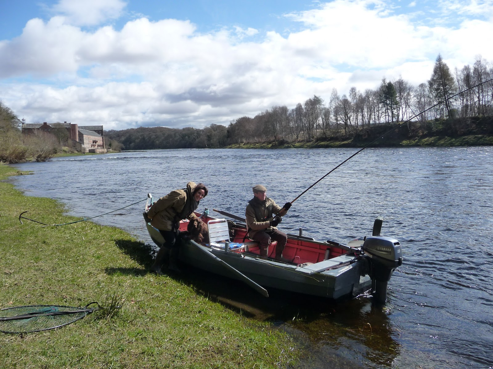 Salmon fishing scotland salmon fishing scotland superb for Fishing in scotland