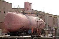 submarino nuclear ara santa fe