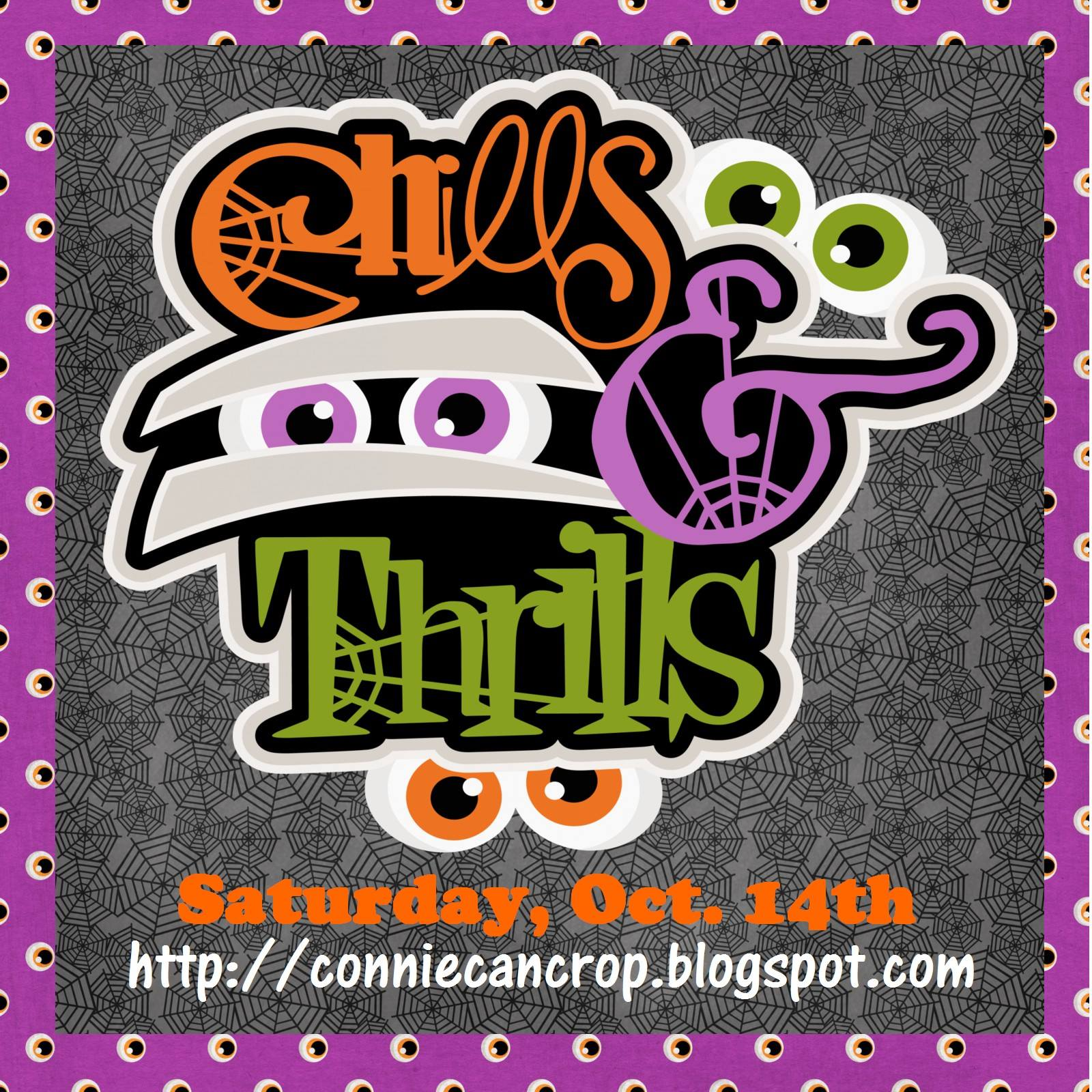 Chills & Thrills Blog Hop