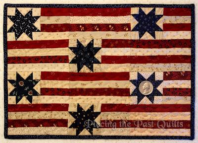 Mini Flag Quilt