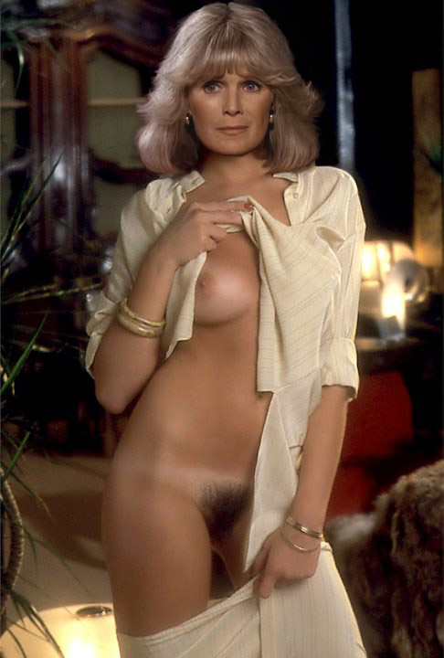 Actress Linda Evans Playboy Nude