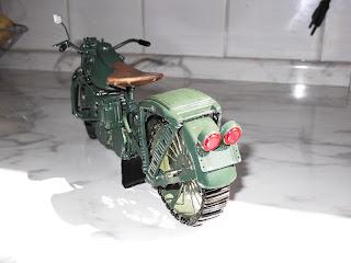 Presente gosta moto