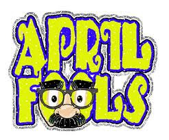 Disebalik April Fool
