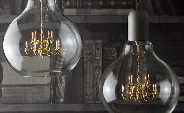 King Edison Lamps by Young & Battaglia
