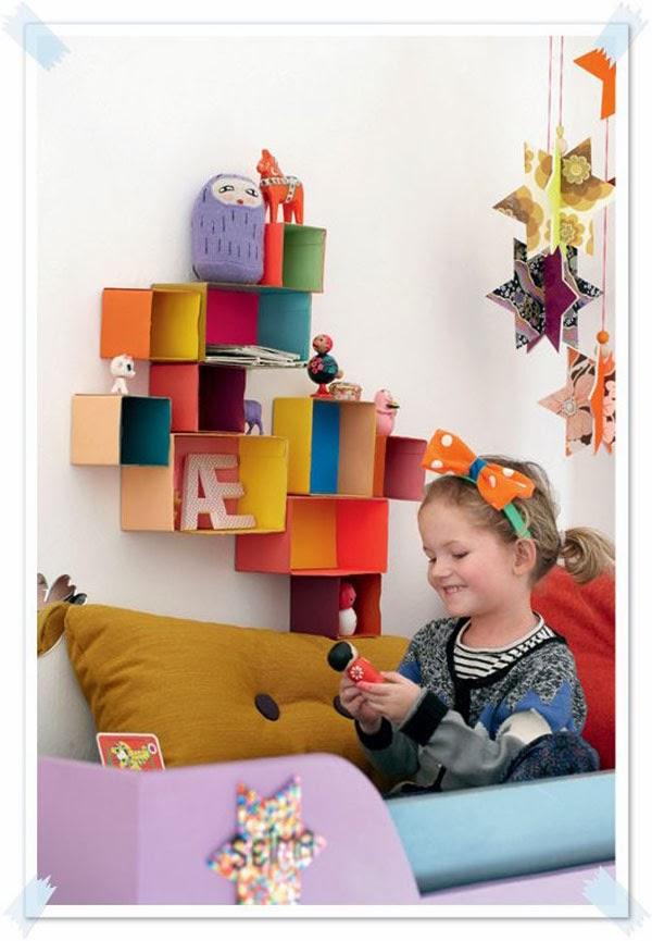 El petit calaix ideas para decorar habitaciones infantiles - Ideas decoracion habitacion infantil ...