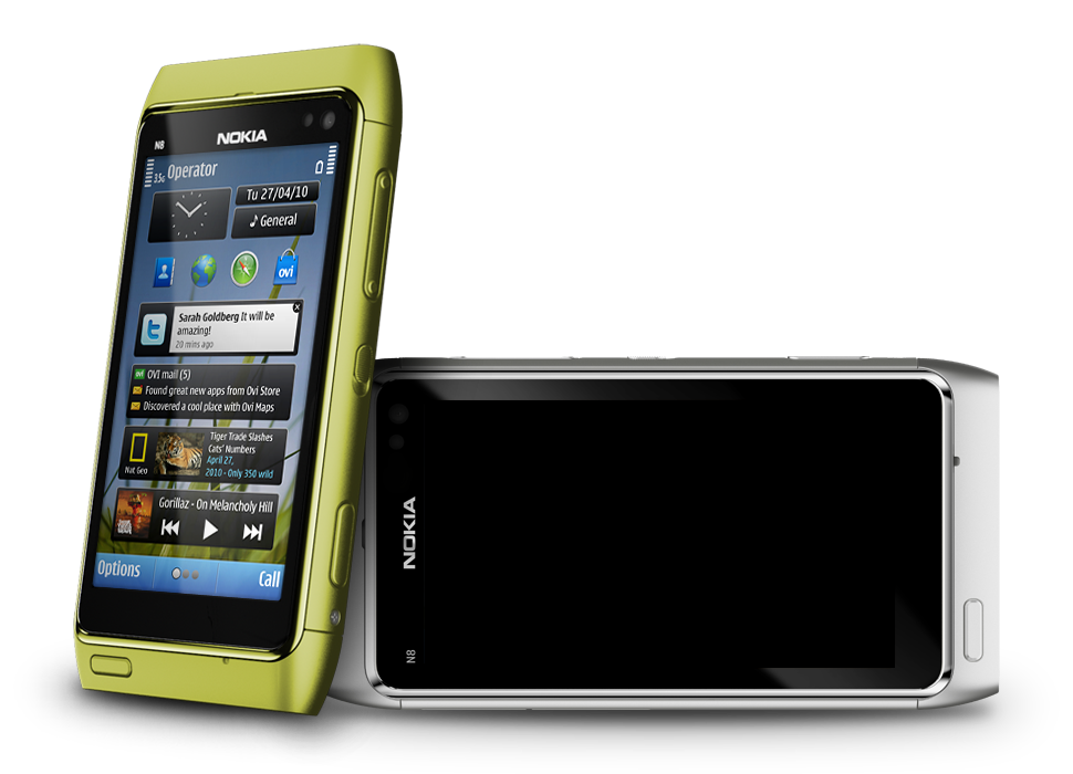 Nokia N8 Highlights