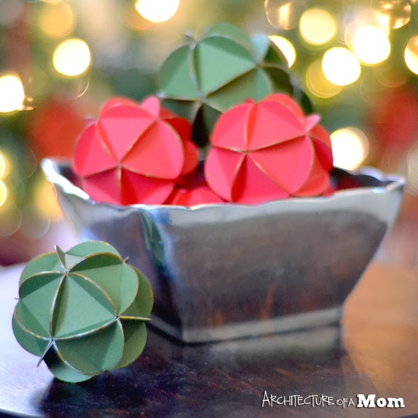 Christmas Craft Perfect For You Christmas Decorating Ideas. Make Your Own  Decorative Gilded Balls Out