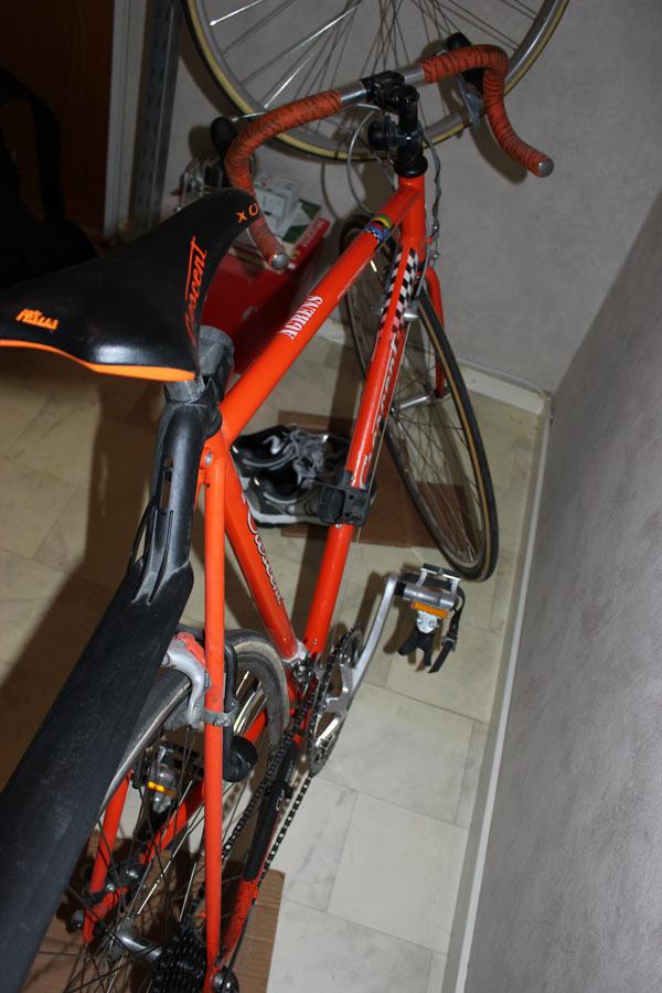 racer cykel säljes