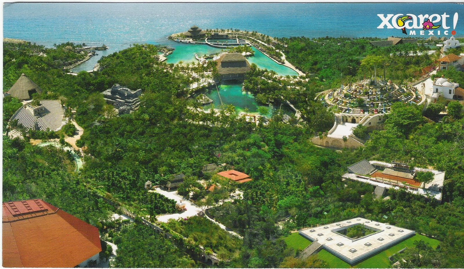Amazing place xcaret a paradise in the riviera maya for Oficina xcaret cancun