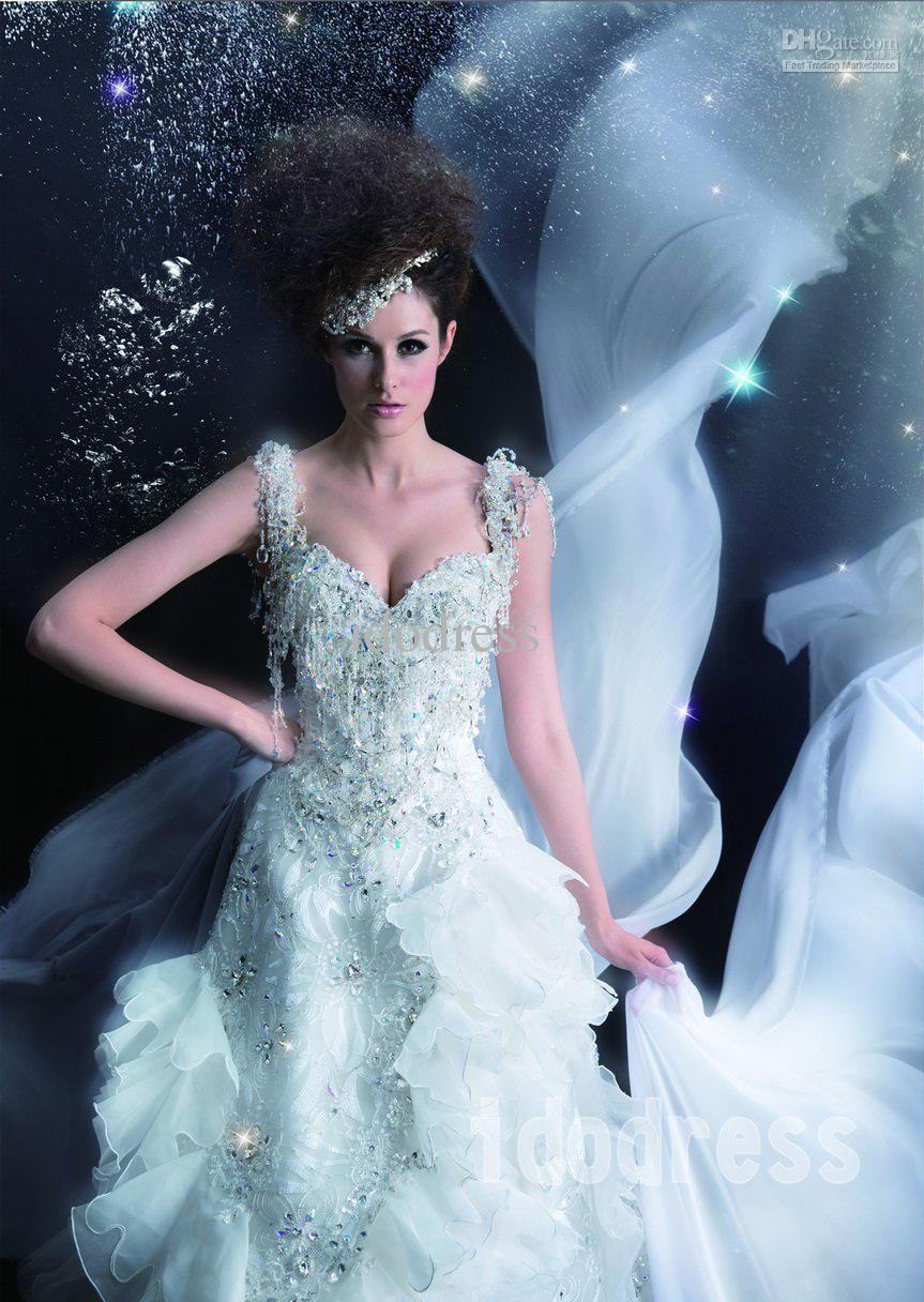 Wedding Litoon: Wedding Dresses 2013