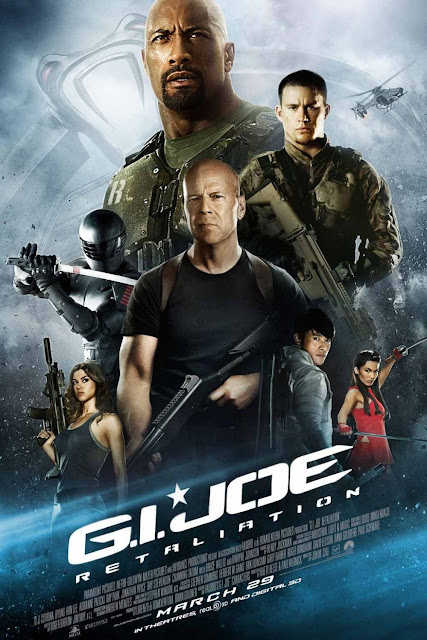 G.I. Joe 2: Retaliation (2013) BrRip 720p 5.1 Latino