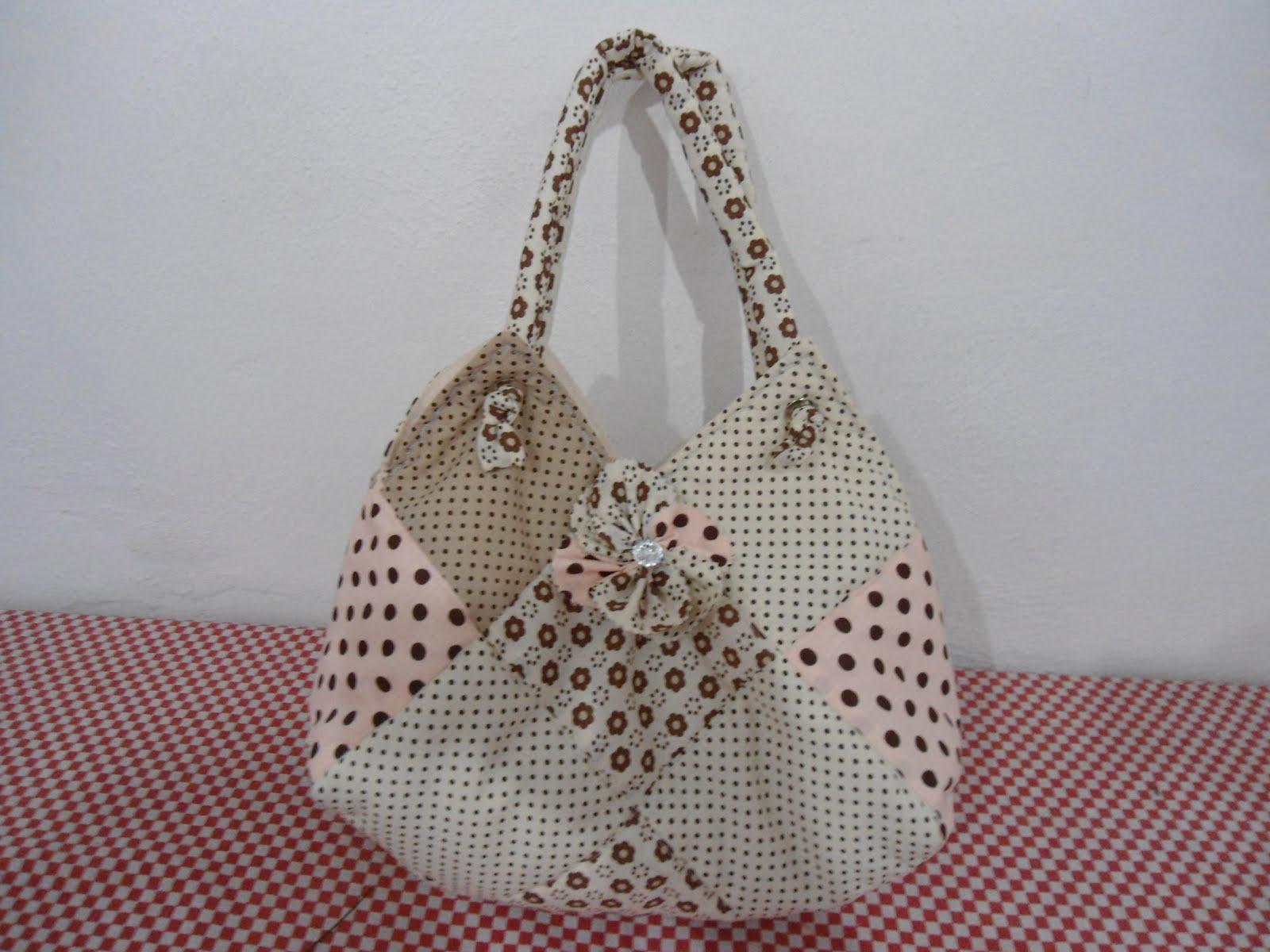 Bolsa De Pano Artesanato : Namari artesanato bolsas com quadrados de tecidos