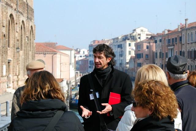 Walter Fano Venice Tour Guide