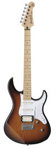 Harga Gitar Listrik Yamaha PACIFICA 112 VM