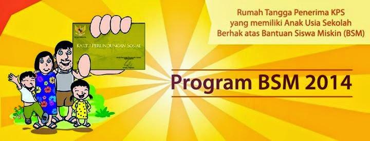 INFORMASI REVISI BSM TAHUN 2014