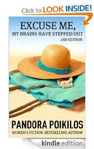 Free eBook Feature: Excuse Me, My Brains Have Stepped Out