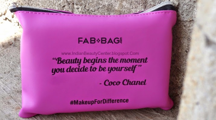 Fab Bag March 2015 Bag Review