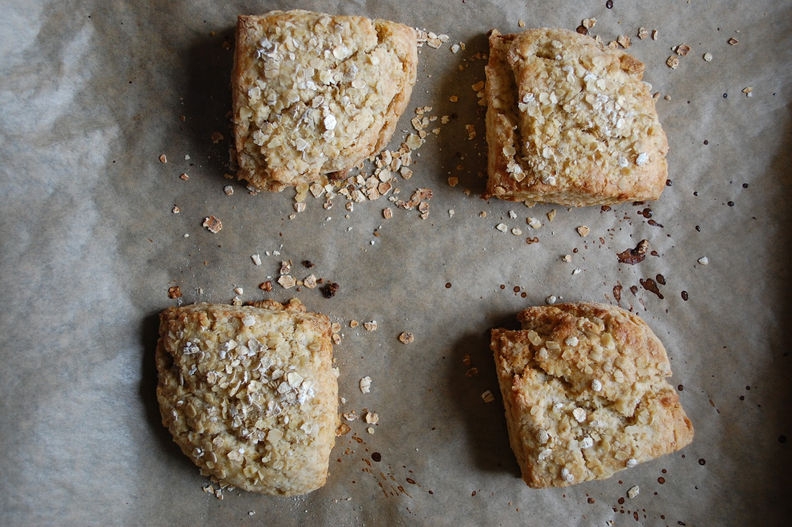 With Love and Cake: Maple Syrup Scones: a Transitional Scone.