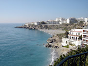 Nerja is a coastal town in the province of Málaga.