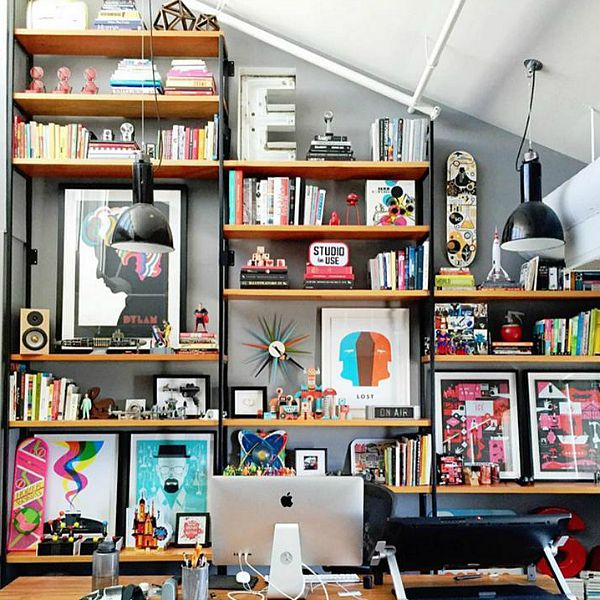 Constance Lyu // Nerdy Bookshelves
