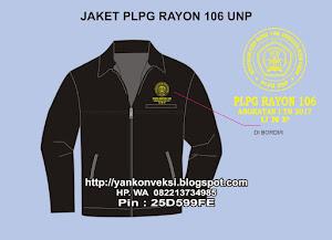 JAKET PESANAN PLPG RAYON 106 UNIVERSITAS NEGERI PADANG