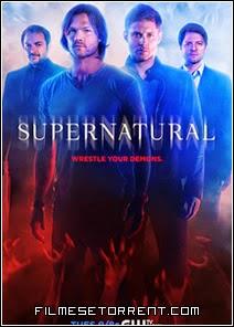 Supernatural 9 Temporada Torrent HDTV