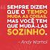 Frase de Andy Warhol