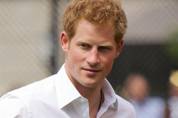Prince Harry earned a  million dollar salary - leaving the net worth at  million in 2017