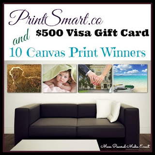 Laurel Likes It Canvas Sweepstakes