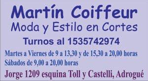 Martín Coiffeur