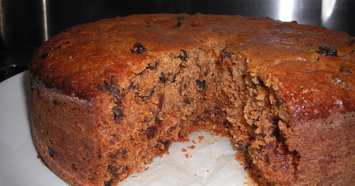 Long Lasting Christmas Cake Recipe