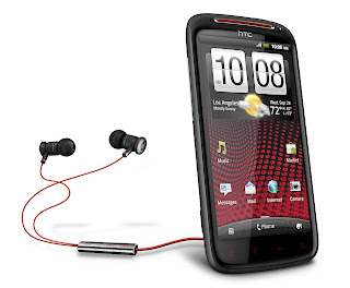 HTC Sensation XE with Beats Audio factory data reset
