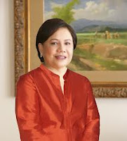 Senatoriable Cynthia Villar