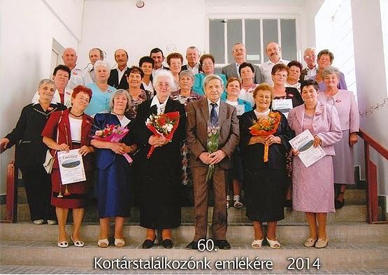 60 éves kortárstalálkozó