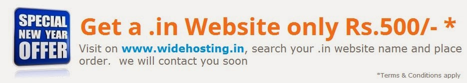 Best of Best New Year 2014 Offer for your Small Business